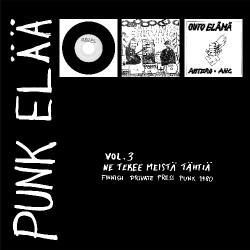 """Various Artists - Punk Elää 3: Ne Tekee Meistä Tähtiä - 7"""" EP BOX"""