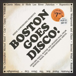 Various Artists - Serge Gamesbourg Presents Boston Goes Disco! - 3LP+7''