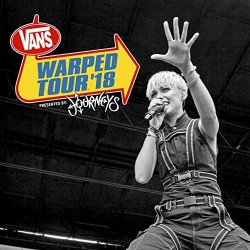 Various Artists - Warped Tour '18 - CD DIGISLEEVE