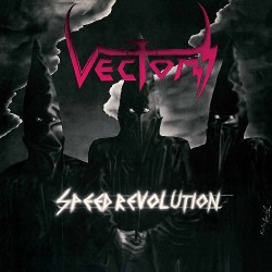 Vectom - Speed Revolution - LP COLOURED