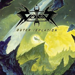 Vektor - Outer Isolation - LP