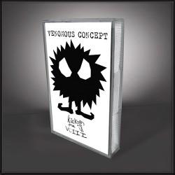 Venomous Concept - Kick Me Silly - VC III - CASSETTE