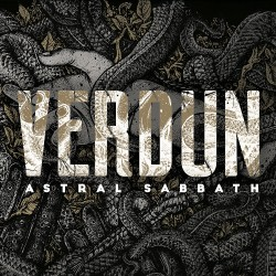 Verdun - Astral Sabbath - CD DIGIPAK
