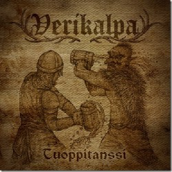 Verikalpa - Tuoppitansi - CD