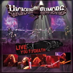 Vicious Rumors - Live You to Death - CD