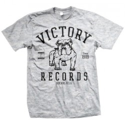 Victory - Classic (Ash Grey) - T-shirt (Homme)