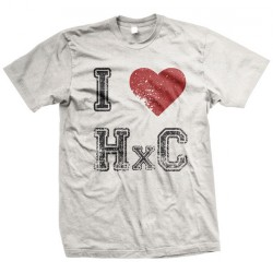 Victory - I Love Hardcore - T-shirt (Homme)