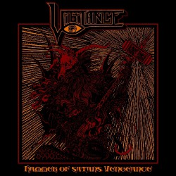 Vigilance - Hammer Of Satan's Vengeance - CD