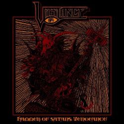 Vigilance - Hammer Of Satan's Vengeance - LP