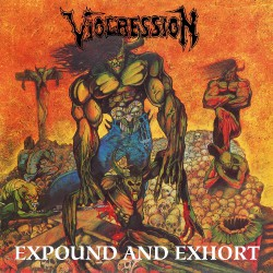 Viogression - Expound And Exhort - CASSETTE