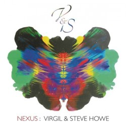 Virgil & Steve Howe - Nexus - CD DIGIPAK