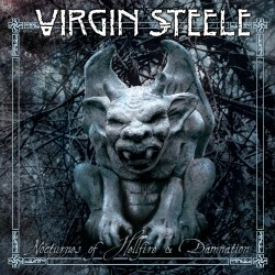 Virgin Steele - Nocturnes Of Hellfire & Damnation - CD