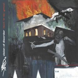 Vision Of Disorder - Razed To The Ground - CD DIGIPAK