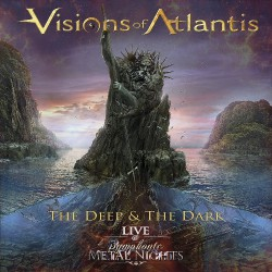 Visions Of Atlantis - The Deep & The Dark Live @ Symphonic Metal Nights - CD