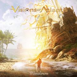 Visions Of Atlantis - Wanderers - CD DIGIPAK