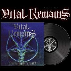 Vital Remains - Forever Underground - LP
