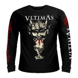 Vltimas - Diabolus Est Sanguis - LONG SLEEVE (Homme)