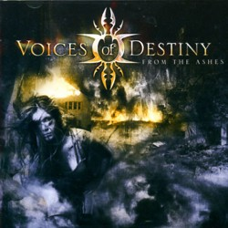Voices Of Destiny - From The Ashes - CD