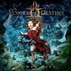 Voices Of Destiny - Power Dive LTD Edition - CD DIGIPAK