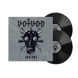 Voivod - Infini - DOUBLE LP Gatefold