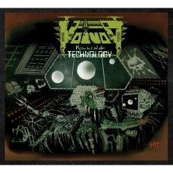 Voivod - Killing Technology - 2CD + DVD digipak
