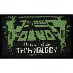 Voivod - Killing Technology - Patch