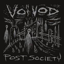Voivod - Post Society - CD EP DIGIPAK