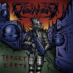 Voivod - Target Earth - DOUBLE LP Gatefold