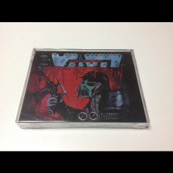Voivod - War And Pain - 2 TAPES BOXSET