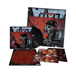 Voivod - War And Pain - LP