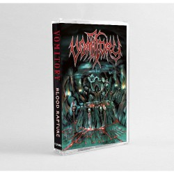 Vomitory - Blood Rapture - CASSETTE COLOURED