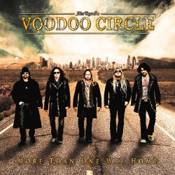 Voodoo Circle - More Than One Way Home - CD