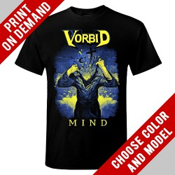 Vorbid - Mind - Print on demand