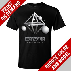Voyager - Colours In The Sun - Print on demand
