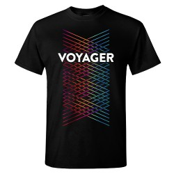 Voyager - Lines - T-shirt (Homme)