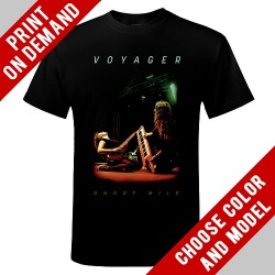 Voyager - Live - Print on demand
