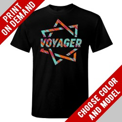 Voyager - Star - Print on demand