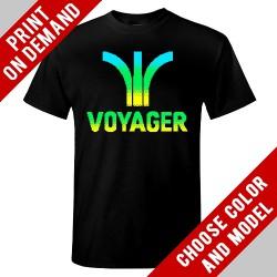 Voyager - Vtari [Green] - Print on demand