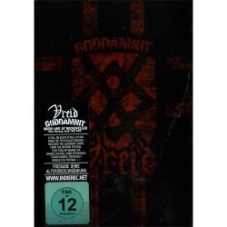 Vreid - Goddamnit - Live at Rockefeller - DVD