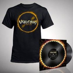 Vulcain - Bundle 3 - LP + T-Shirt bundle (Homme)