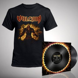 Vulcain - Bundle 4 - LP + T-Shirt bundle (Homme)