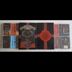 Vulture Industries - Red Tape - 4 TAPES BOXSET