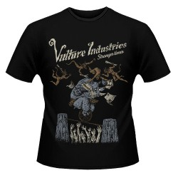 Vulture Industries - Stranger Times - T-shirt (Homme)