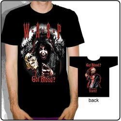 W.A.S.P. - Got Blood ? - T-shirt (Men)