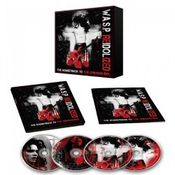 W.A.S.P. - Reidolized (The Soundtrack To The Crimson Idol) - 2CD + BLU-RAY + DVD SLIPCASE