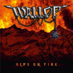 Wallop - Alps On Fire - CD