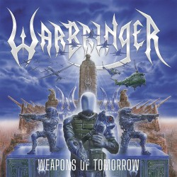 Warbringer - Weapons Of Tomorrow - CD