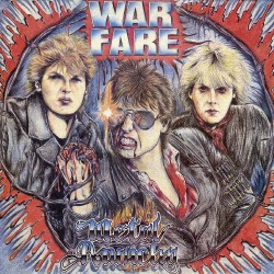 Warfare - Metal Anarchy - CD DIGIPAK