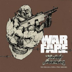 Warfare - Metal Anarchy The Original Metal - Punk Session - CD