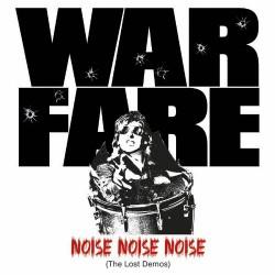 Warfare - Noise Noise Noise (The Lost Demos) - CD